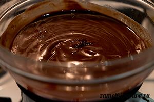 Шоколадно-кофейный ганаш