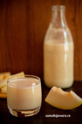 Дынное молочко