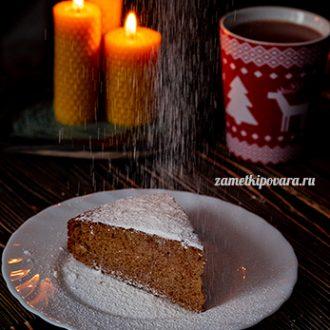 Чайный кекс с повидлом